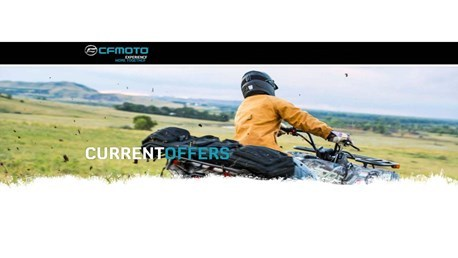 CFMOTO - Brand New Financing Deals
